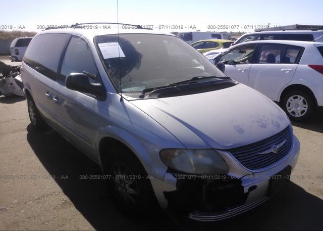 Inventory #857694072 2001 Chrysler TOWN & COUNTRY