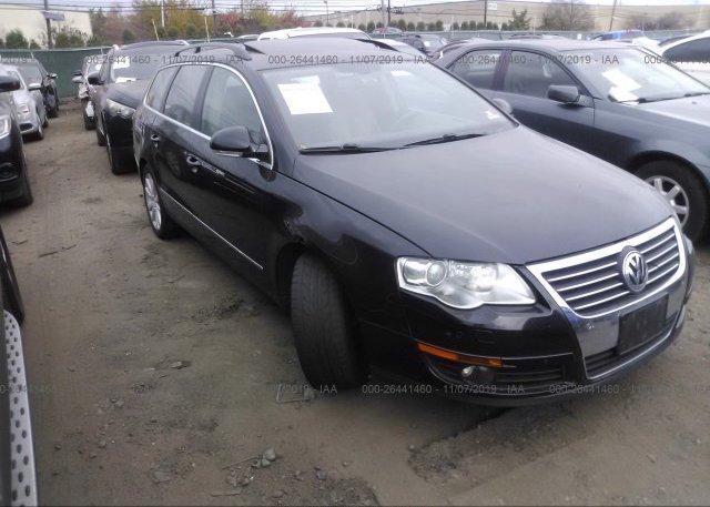 Inventory #442958685 2007 Volkswagen PASSAT
