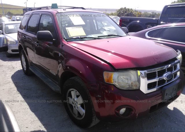 Inventory #163644908 2008 FORD ESCAPE