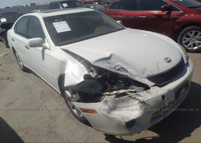 Inventory #899402725 2006 Lexus ES