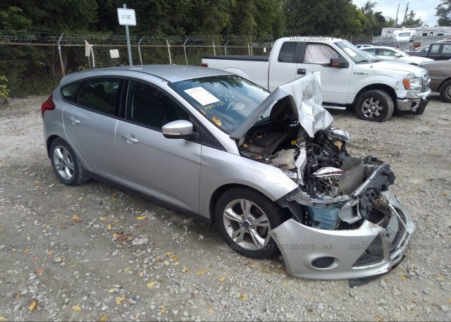 Inventory #140540125 2014 FORD FOCUS