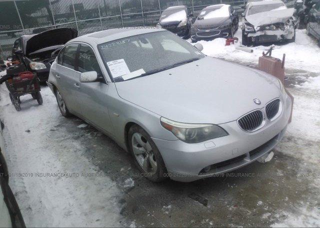 Inventory #153744409 2005 BMW 545