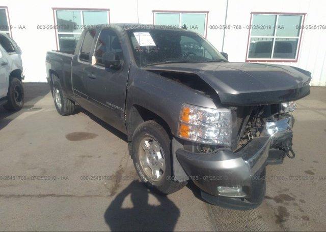 Inventory #446932173 2007 Chevrolet SILVERADO