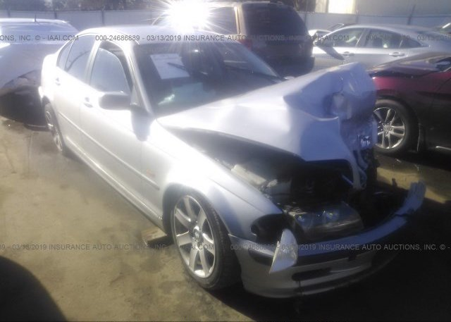Inventory #791000214 2001 BMW 325
