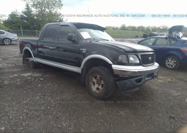 Inventory #386998744 2001 FORD F150