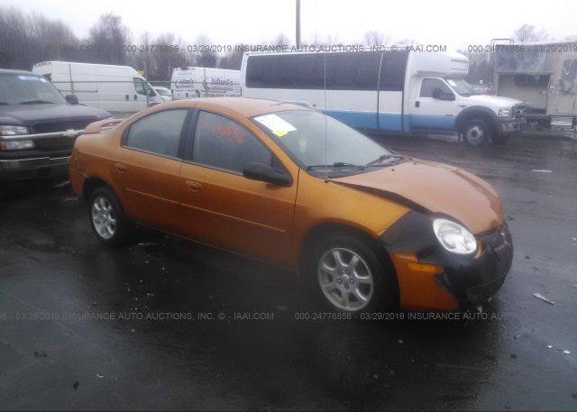 Inventory #126994794 2005 Dodge NEON