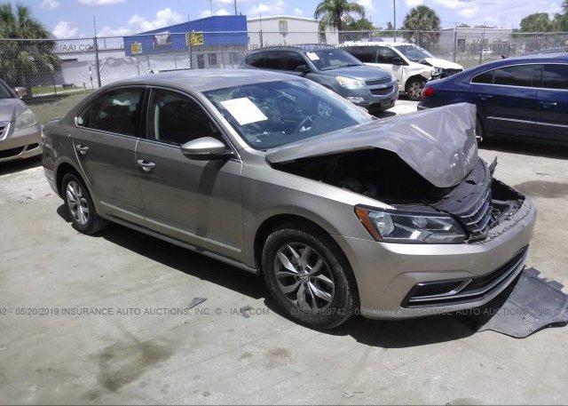 Inventory #700311556 2016 Volkswagen PASSAT