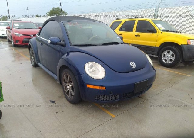 Inventory #293643519 2006 Volkswagen NEW BEETLE