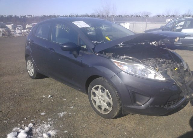 Inventory #192238247 2012 FORD FIESTA