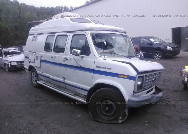 Inventory #788672461 1990 FORD ECONOLINE