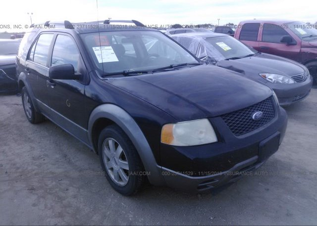 Inventory #654591434 2006 FORD FREESTYLE
