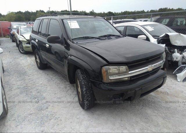 Inventory #332000939 2006 Chevrolet TRAILBLAZER