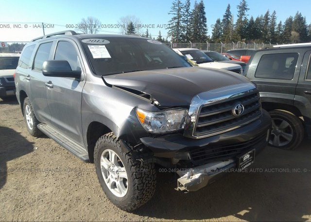 Inventory #787025918 2013 Toyota SEQUOIA