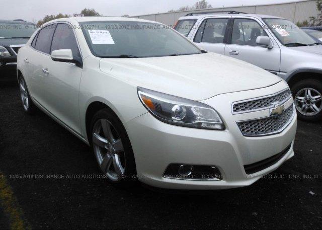 Inventory #506949789 2013 Chevrolet MALIBU