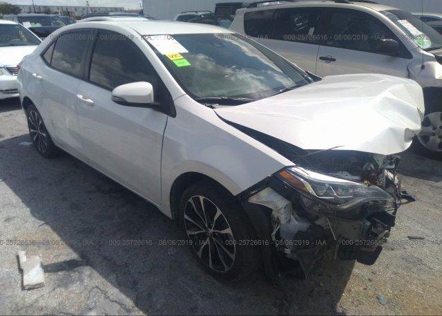Inventory #858108372 2017 Toyota COROLLA
