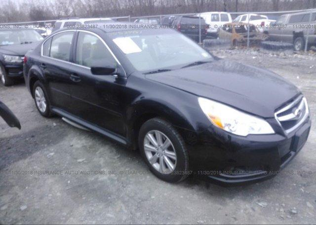 Inventory #672858426 2012 Subaru LEGACY