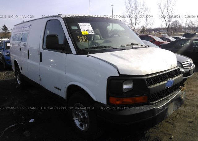 Inventory #731583208 2006 Chevrolet EXPRESS G2500