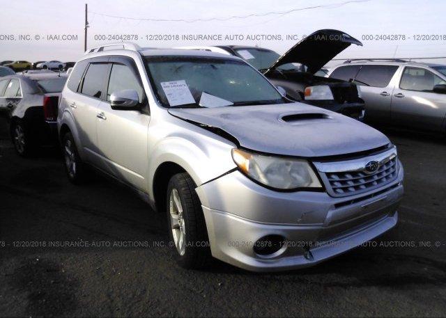 Inventory #974664110 2011 Subaru FORESTER