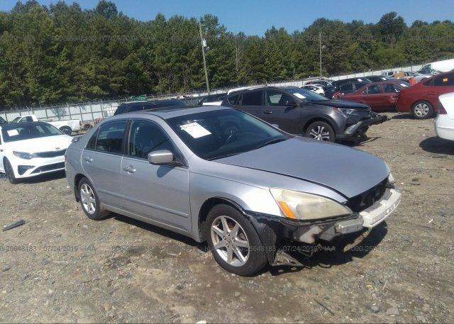 Inventory #990655627 2004 Honda ACCORD