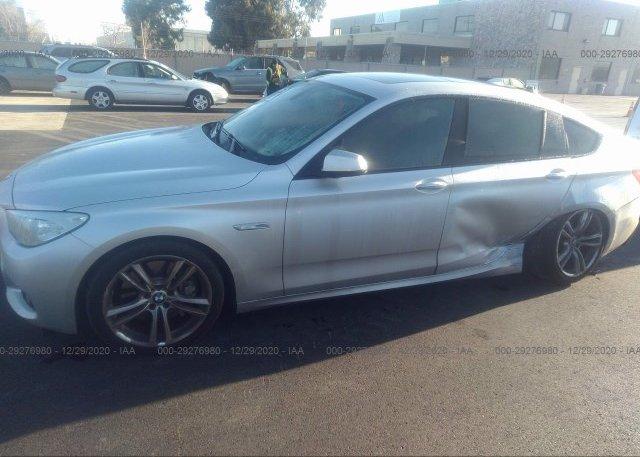из сша 2012 BMW 5 SERIES GRAN TURISMO WBASN4C54CC210111