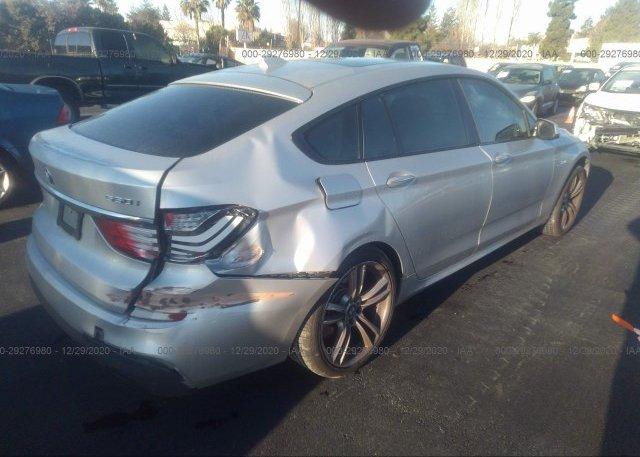 цена в сша 2012 BMW 5 SERIES GRAN TURISMO WBASN4C54CC210111