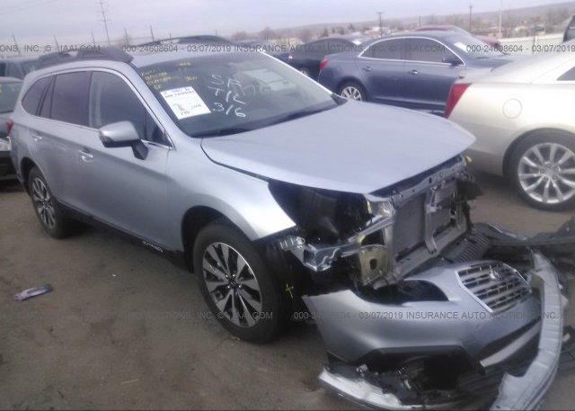 Inventory #920922163 2015 Subaru OUTBACK