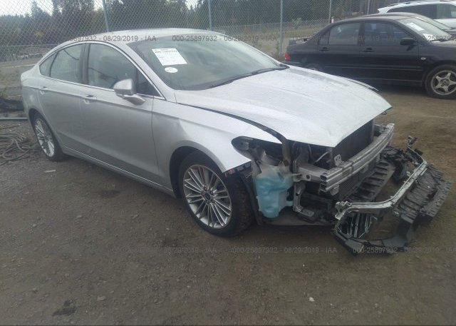 Inventory #229009826 2013 FORD FUSION