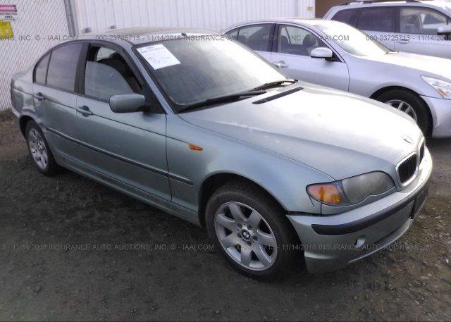 Inventory #562015651 2002 BMW 325