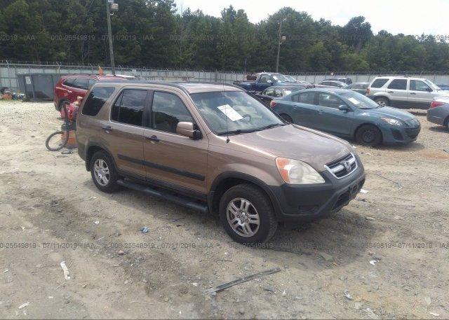 Inventory #261648450 2003 Honda CR-V