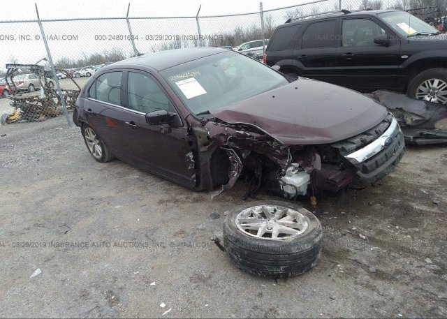 Inventory #770683482 2012 FORD FUSION