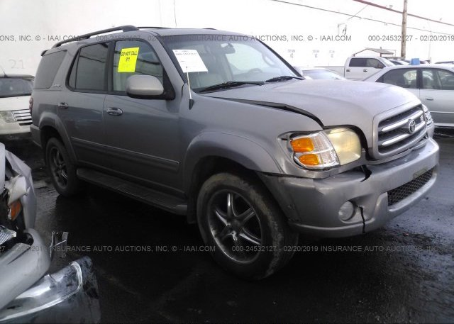 Inventory #846155874 2001 Toyota SEQUOIA