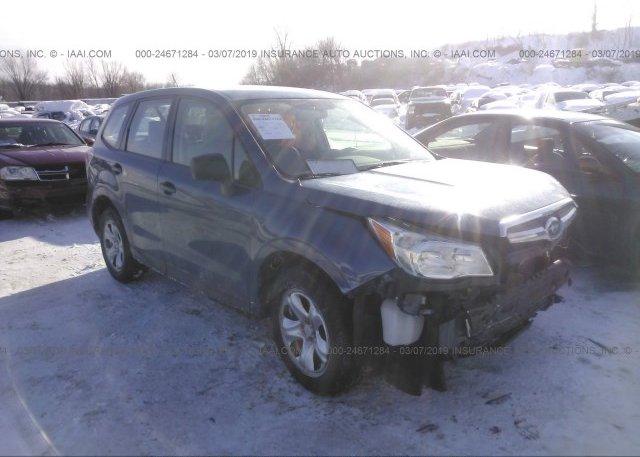 Inventory #977667951 2014 Subaru FORESTER
