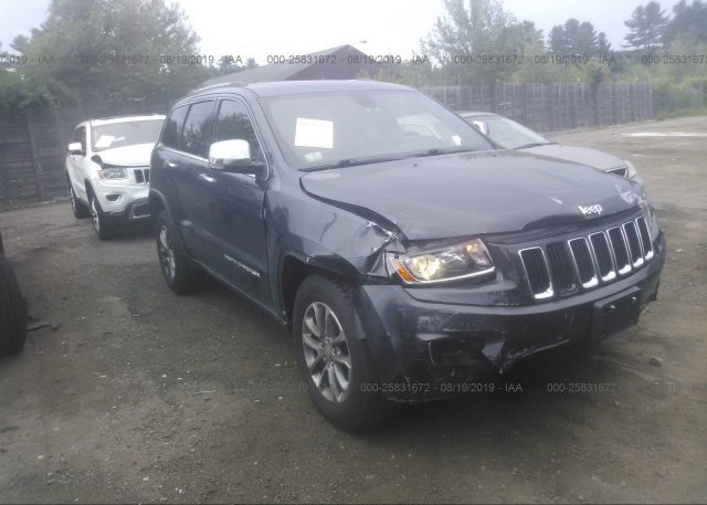 Inventory #742845440 2014 JEEP GRAND CHEROKEE