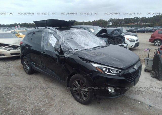Inventory #843778414 2014 Hyundai TUCSON