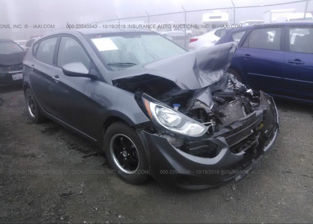 Inventory #478125566 2014 HYUNDAI ACCENT
