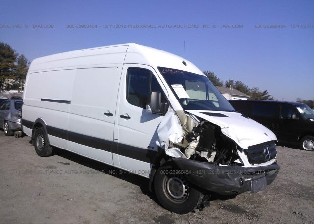 Inventory #208376438 2012 Mercedes-benz SPRINTER