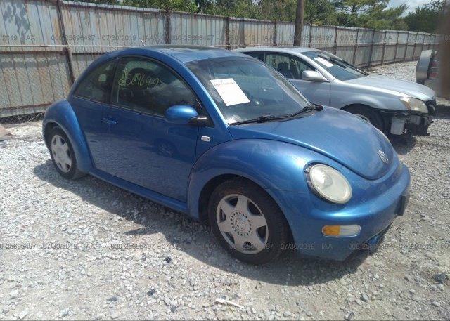 Inventory #781147213 2001 Volkswagen NEW BEETLE