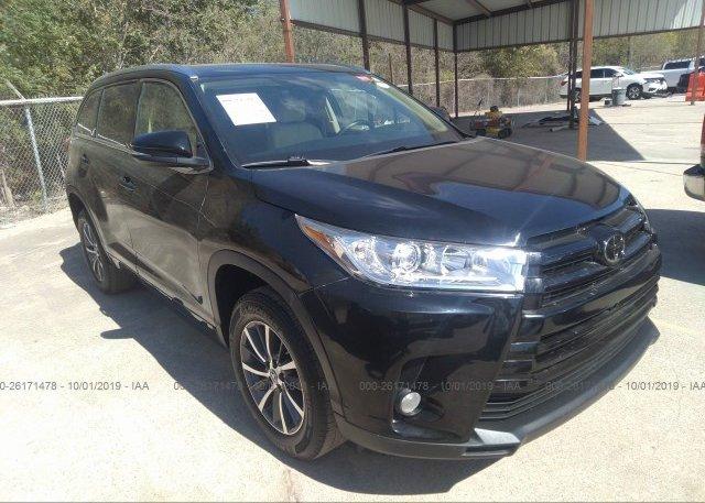 Inventory #649068683 2017 Toyota HIGHLANDER