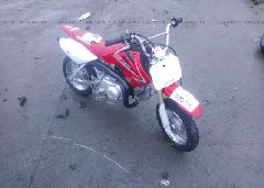 2009 Honda CRF50