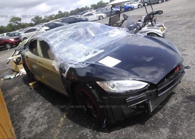 Inventory #736363555 2015 Tesla MODEL S
