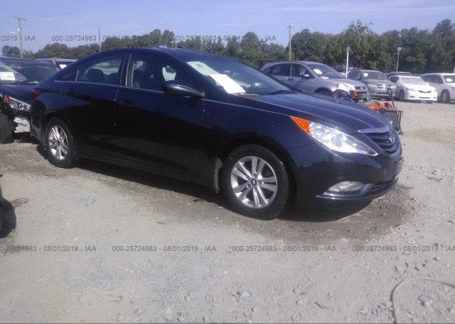 Inventory #366304389 2013 Hyundai SONATA