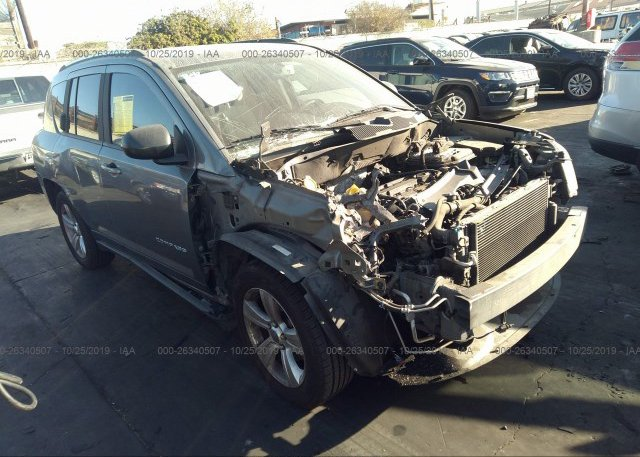 Inventory #290547300 2012 JEEP COMPASS