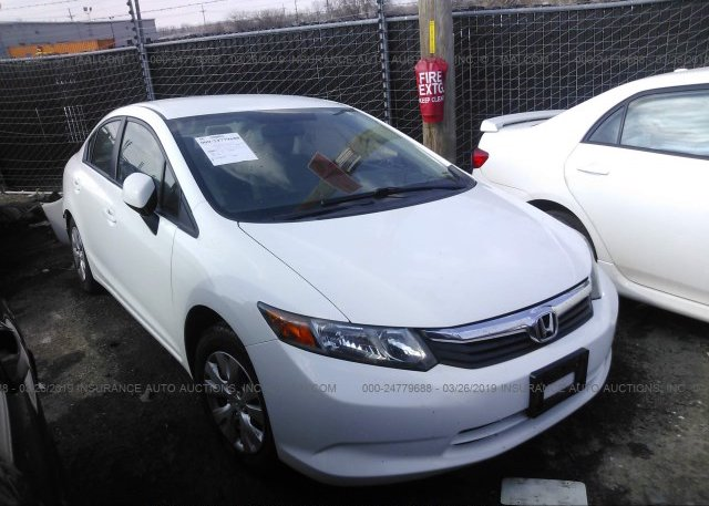 Inventory #205269598 2012 Honda CIVIC