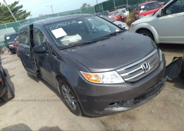 Inventory #861744711 2013 Honda ODYSSEY