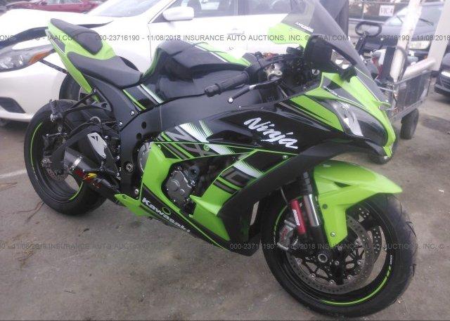 Inventory #328889430 2016 Kawasaki ZX1000