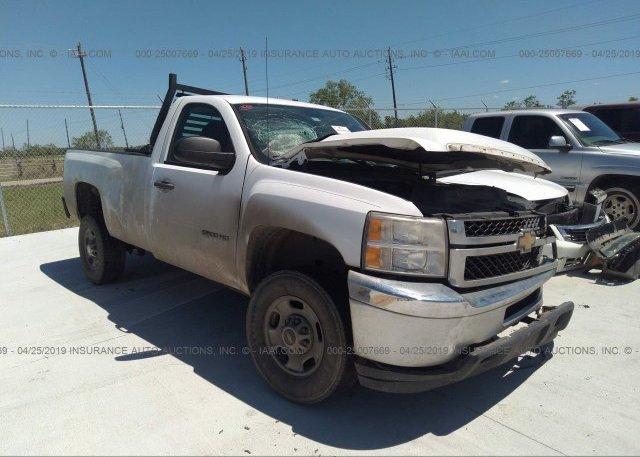 Inventory #519007795 2011 Chevrolet SILVERADO