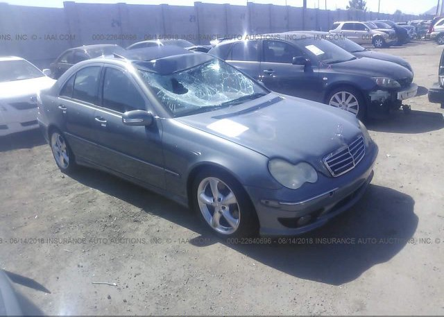 Inventory #734075708 2006 Mercedes-benz C GENERATION 2006