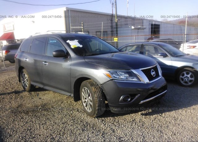 Inventory #163941747 2014 Nissan PATHFINDER