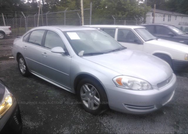 Inventory #724008920 2014 Chevrolet IMPALA LIMITED