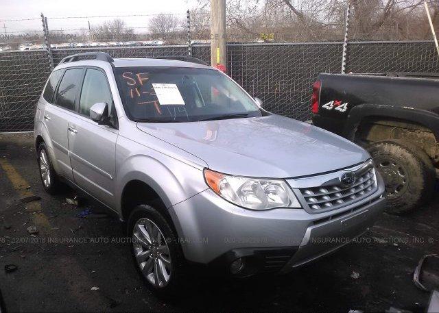 Inventory #657403543 2011 Subaru FORESTER